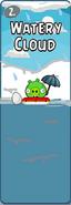 2.Watery Cloud