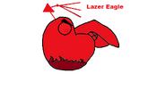Lazer Eagle