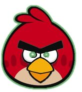 Angry Birds Time Red