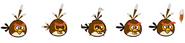 Brown Bird Sprites (FINALLY!)