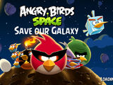 Angry Birds Space: Save our Galaxy