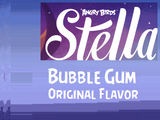 Angry Birds Stella Bubble Gum