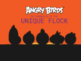 Angry Birds: Chronicles of the Unique Flock
