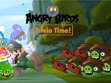 Angry Birds Trivia Time!