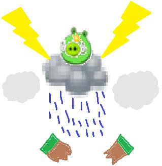 Weather Pig