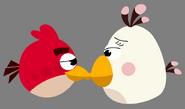 Red y Matilda - Beso