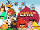 Las Aventuras de los Angry Birds