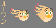 Angry Birds OC Pxels - Luan