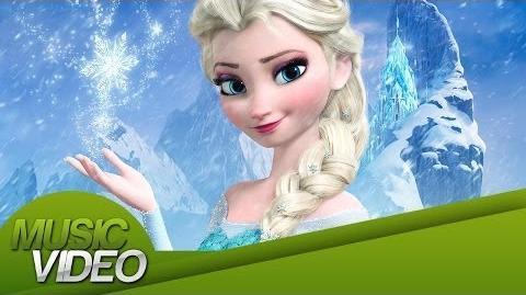 """Music - Video Frozen Una Aventura Congelada - """"Libre Soy"""" - HD"""