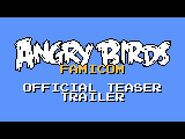 Angry Birds Famicom - Official Teaser Trailer