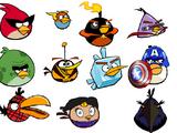 Angry Birds Space 2 (Orangebird763)