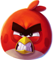 Angry Birds: Cartoon Network (Icebird2019)