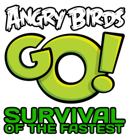 Angry Birds Go!: Survival of the Fastest