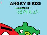 Angry Birds Comics (Redbird07)