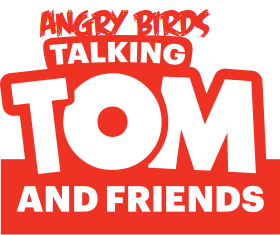 Angry Birds Talking Tom and Friends
