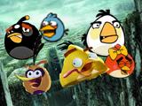 Angry Birds Maze Runner