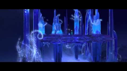 Frozen Let it go Libre soy -versión de doblaje- (karaoke sin voz, con efectos de sonido)