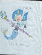 Splash Woman