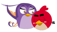 Angry Birds - Red X Gale