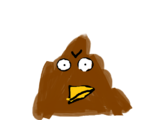 Crappy Crapper Bird of Crappy Crap