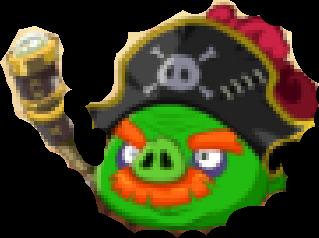 Dread Pirate Red 'Stache