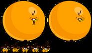 Globe bird sprites