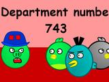 Department Number 743