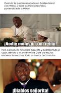 RxW Un Timido Amor-Meme