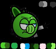 Piggy Color Palette