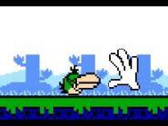 Angry Birds Famicom - Sleeping Hal