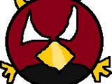 Evil Red Bird