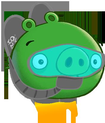 Jetpack Pigs