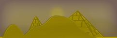 Pyramids of Hogsa Sand Storm