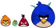Monster Birds AB Fritos
