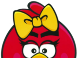 Female Red Bird