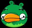 Green faker pig by chinzapep-d5ki441