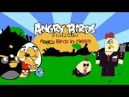 Angry Birds in 1989?! - AB Famicom Mod Review