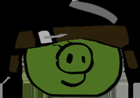 Captain Pig