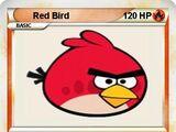 Angry Birds Pokemon Cards