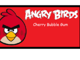 Angry Birds Bubble Gum