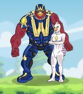Wingman&Peacemaker