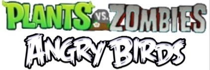 Plants vs. Zombies: Angry Birds
