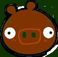 Brown Pig (gui7814)