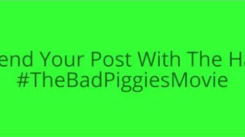 The Bad Piggies Movie (Sawyer)