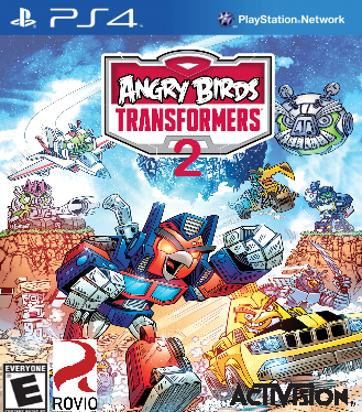 Angry Birds Transformers 2 Playstation 4 Angry Birds Fanon Wiki Fandom