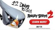 Angry Birds 2 - Faltam 12 Dias