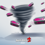 Angry Birds 2 Power-Up Poster 01