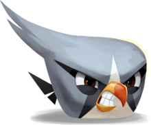 Prateado - Posters Angry Birds 2.png