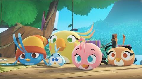 Angry Birds Stella Animated Series