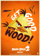 Angry Birds 2 Poster 02